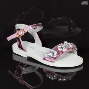 Sandale Copii ''MRS 676 Pink'' [D5D4]