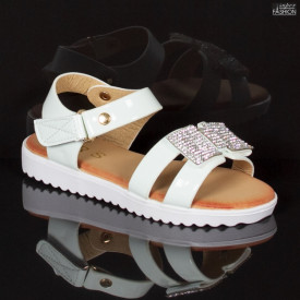 Sandale Copii ''MRS R907 White''