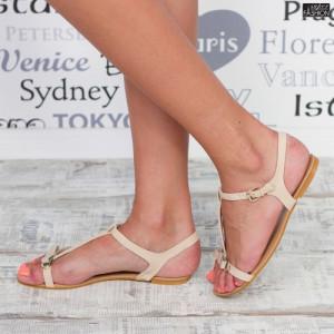 Sandale ''Mei OL-HG56 Beige''