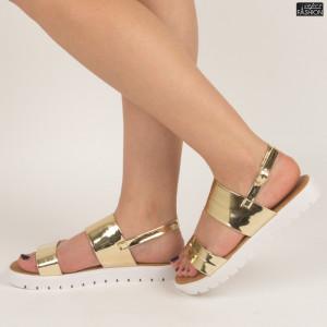 Sandale ''YiYi K-101 Gold'' [D13B10]