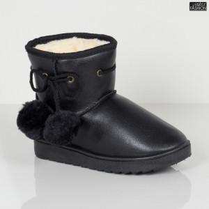 "Cizme Copii ""Fashion WL-1 Black"""