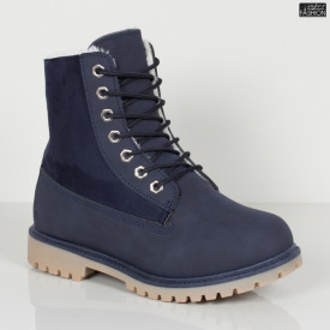Ghete ''Fashion Style FD109 Blue''