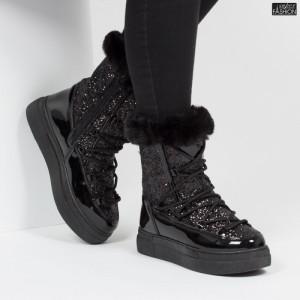 Ghete ''Mei YKQ170 Black''