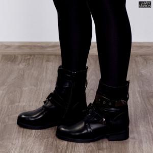 Ghete ''OUGE YML-B042 Black'' [D1C5]