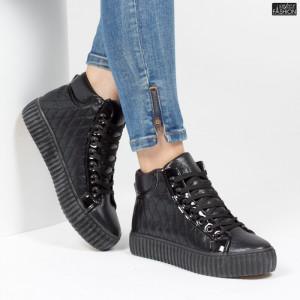 Ghete Sport ''ALD Fashion Z-8811 Black''