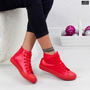 Ghete Sport ''CONSTANT P204D Red''
