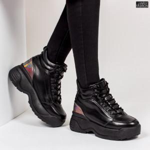 Ghete Sport ''Z68 Fashion J05-2 Black''