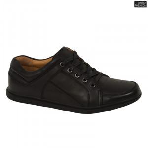 Pantofi ''Clowse 6A33-1 Black'' [S4F1]