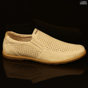 Pantofi ''Clowse 6A5852 Beige'' [S23E12]