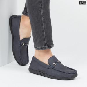 """Pantofi """"Fashion 920-2 Blue"""" [S5E7]"""
