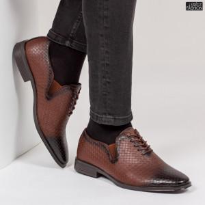 Pantofi ''Free Fashion 2206-2 Coffee'' [S21E3]