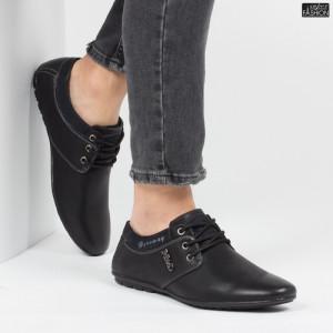 Pantofi ''HeroWay A8005-5 Black'' [S1C1]