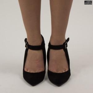 pantofi dama comozi cu catarama