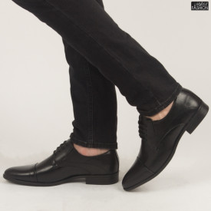 Pantofi ''OUGE RO-003 Black''