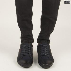 Pantofi ''Renda 69-3C Blue'' [S1F5]