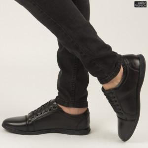 Pantofi ''Renda F363-11 Black'' [S1F6]