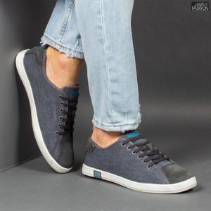 Pantofi Sport ''23DEC. 1316-A D. Grey'' [S14C4]