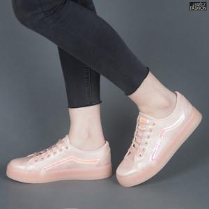 Pantofi sport ''ABC B01 Pink'' [D23E9]