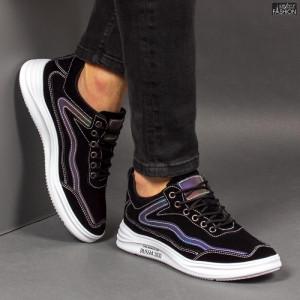 Pantofi Sport ''ABC L5080 Black''