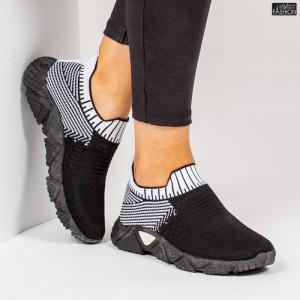 Pantofi Sport ''ALD Fashion HQ-209-271 Black White ''