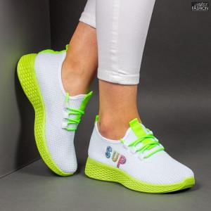 Pantofi Sport ''ALD Fashion HQ-36-175 White ''
