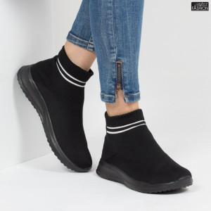 Pantofi Sport ''BAO SPORT H-5 Black White'' [D8A1]