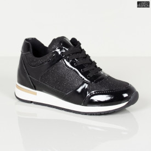 Pantofi Sport Copii ''MRS 99-10 Black'' [D3E6]
