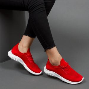 Pantofi sport ''DCF.68 Fashion DF-04 Red'' [D1D1]