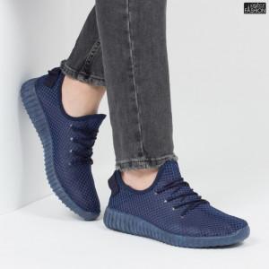 Pantofi Sport ''Fashion Style D-1 Blue'' [S10B3]