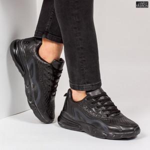 Pantofi Sport ''L&X A065 Black'' [S14D2]