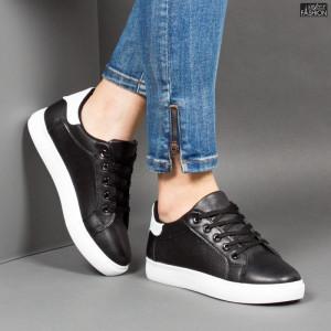 Pantofi Sport ''NANA 571 Black White''