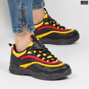 Pantofi Sport ''NCD Fashion DS11701 Black'' [D20E10]
