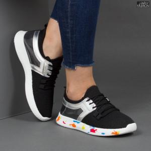 Pantofi sport ''RXR R-614 Black'' [D23F12]