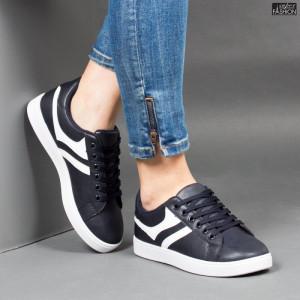 Pantofi Sport ''Veer Fashion A1811-3 Blue'' [D17E9]