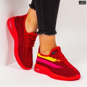 """Pantofi Sport """"Z Fashion ZA-78 Red"""""""