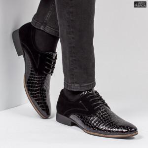 Pantofi ''Z68 Fashion BY7355 Black''