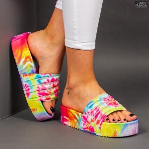 Papuci ''YiYi Fashion F54 Pink''