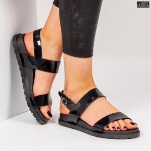 Sandale ''ALD Fashion HQ-F809 Black'' [D17A3]