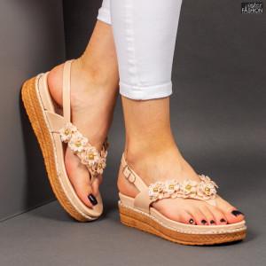Sandale ''ALD Fashion HQ-L7093 Nude''