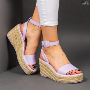 Sandale ''Bestelle Fashion JA001 Purple'' [D13E2]