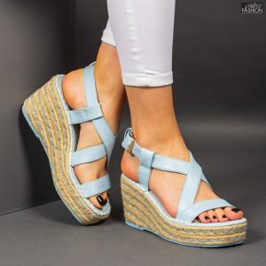 Sandale ''Bestelle Fashion JA002 Blue'' [D22D11]