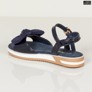 sandale fete albastre