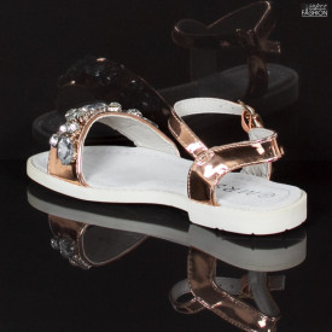 Sandale Copii ''MRS 676 Champagne'' [D1C10]
