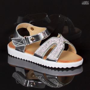 Sandale Copii ''MRS R908 Silver'' [D4D4]