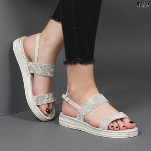 Sandale ''YiYi 20-8 Beige'' [D12C2]