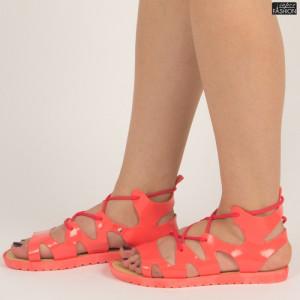 sandale dama corai