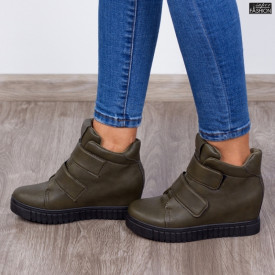 Sneakers ''ABC 1261-A Army Green''