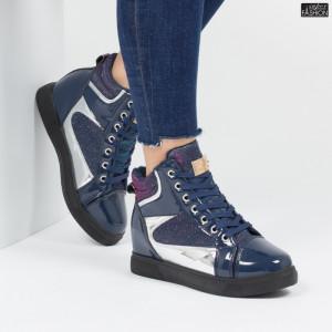 Sneakers ''Wei Wei A-60 Dk. Blue'' [D23E9]