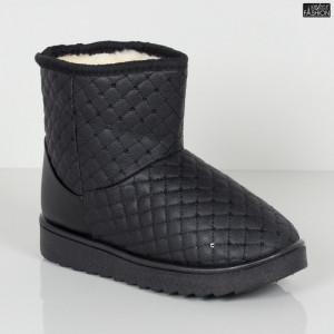 "Cizme Copii ""Fashion WL-3 Black"""