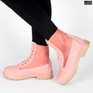 Ghete ''Fashion Style FD109 Pink''